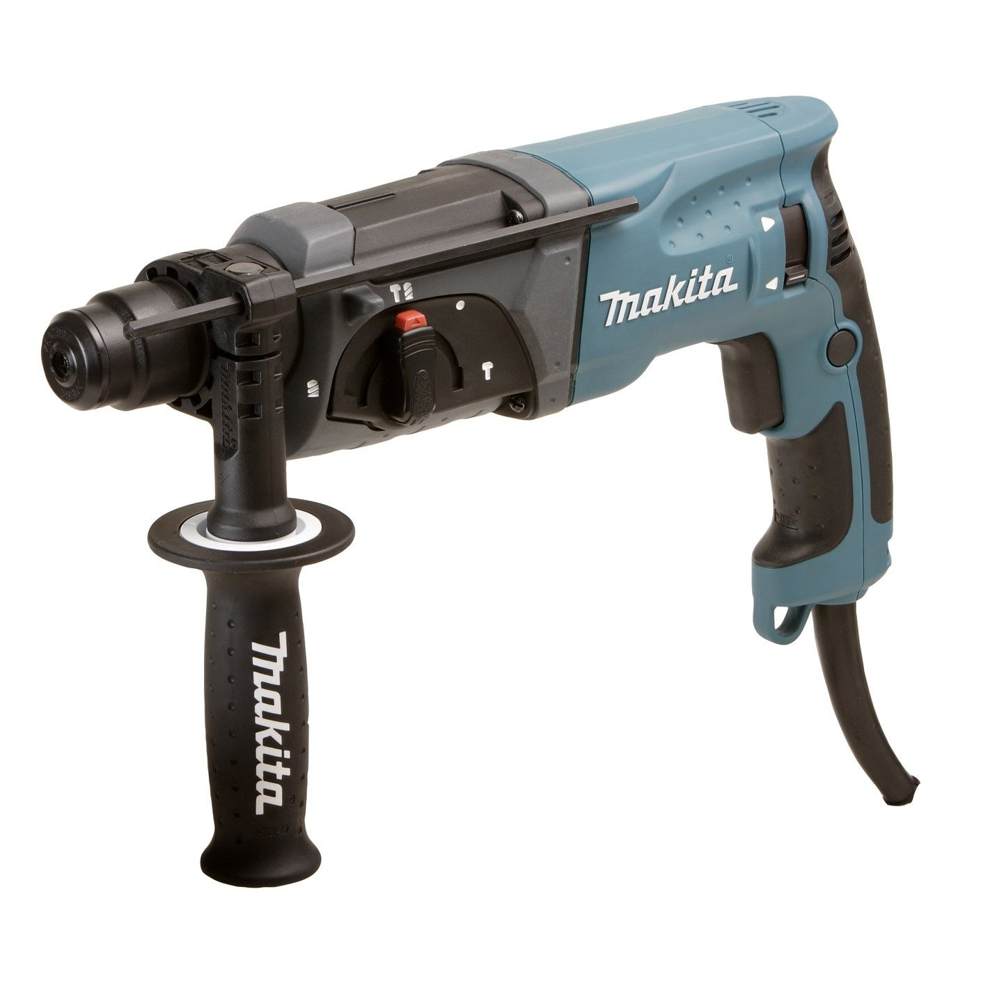 makita hr2470ftx bohrhammer im test. Black Bedroom Furniture Sets. Home Design Ideas